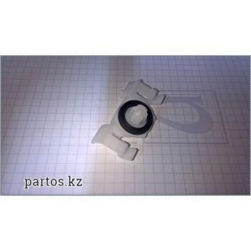 Крепление пластикового порога, W211