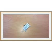 Клипса молдинга глухого стекла, Prado 120