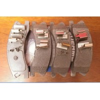 Тормозные колодки (FR), Grand Cherokee 99-2005