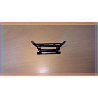 Клипса водостока на крыше (black), Lancer 93-95