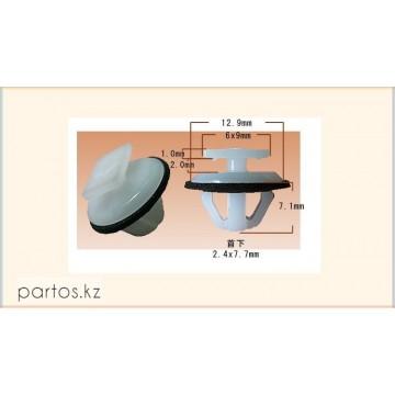 Клипса накладки порога, Altima (L33) 2012-on
