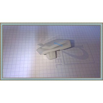 Крепление переднего бампера, Cefiro (A32) 94-98