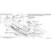 Боковое крепление переднего бампера,  PATHFINDER (R50) 95-2004
