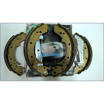 Brake drum kit, Bmw E30 84-93