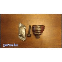 CV Joint,front, exterior,  Audi A6