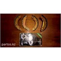 Задние тормозные колодки, Escort 90-95