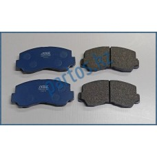 Brake pads (Front), Kia Asia Rocsta R2 85-98