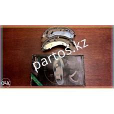 Brake drum pads, Clio 91-98