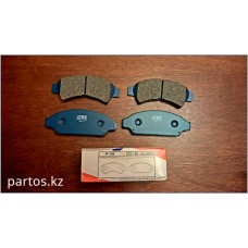 Brake pads front for Camry Vista 90-94 (Japan)