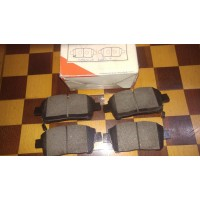 Тормозные колодки (FR), Corolla 2002-2007