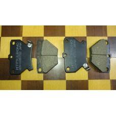 Тормозные колодки (RR), Corolla 2001-2007 E12