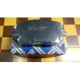 Brake pads (FR), Corolla Matrix 02-08