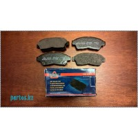 Brake pads: front 96-2001 Camry gracia