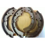 Brake drum pads, Previa 90-2003-on