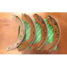 Колодки тормозные (RR), Surf 87-96