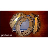 Brake drum, Vw Golf 81-92