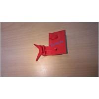 Клипса молдинга под лобовым стеклом (Red), Prado 95